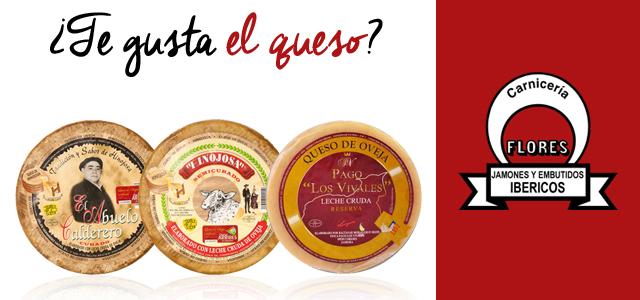 Descubre nuestra selecci�n de quesos